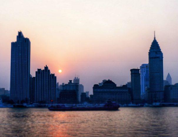 Bund Sunset