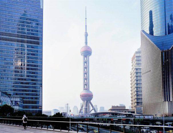 Oriental Pearl Tower in Buildings