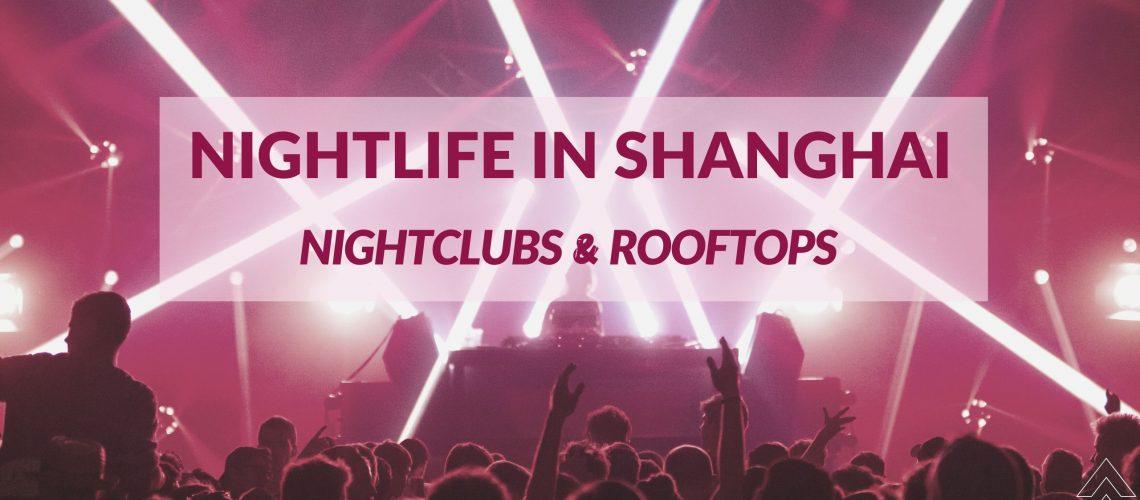 Nightlife in Shanghai